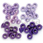 Eyelets--Standard-WeR-Memory-Keepers-–-Contem-60-Ilhoses-Violet--41579-4