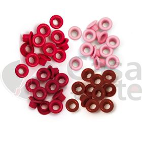 Eyelets--Standard-WeR-Memory-Keepers-–-Contem-60-Ilhoses-Red-41573-2