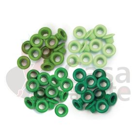 Eyelets--Standard-WeR-Memory-Keepers-–-Contem-60-Ilhoses-Green--41576-3