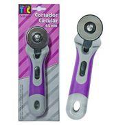 Cortador-Circular-de-Papel-e-Tecido-Toke-e-Crie-de-45-mm---Cod.-DI016