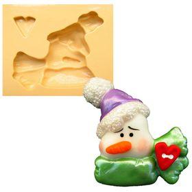 668-boneco-de-neve-coracao