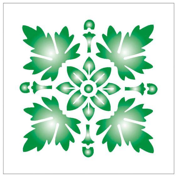 10x10-Simples-Brasao-Folhas-OPA460-Colorido
