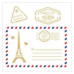 14x14-Simples-Cartao-Postal-Paris-OPA2008-Colorido