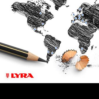 Estojos de Lápis Lyra