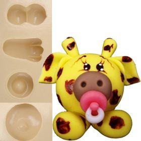 Molde-de-Silicone-para-Biscuit---Rosto-de-Girafa-Bebe-922