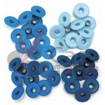 Ilhos-Wide-Eyelets-We-R-Memory-Keepers---40-Unidades---Blue-41590-9