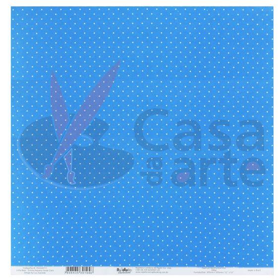 Paginas-Decoradas-Linha-Basic-Estrelas-Pequenas-Repeteco---Azul-Royal