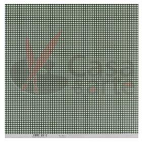 Paginas-Decoradas-Linha-Basic-Quadriculada-Duplas-Repeteco---Verde-Escuro