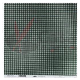 Paginas-Decoradas-Linha-Basic-Quadriculada-Simples-Repeteco---Verde-Escuro