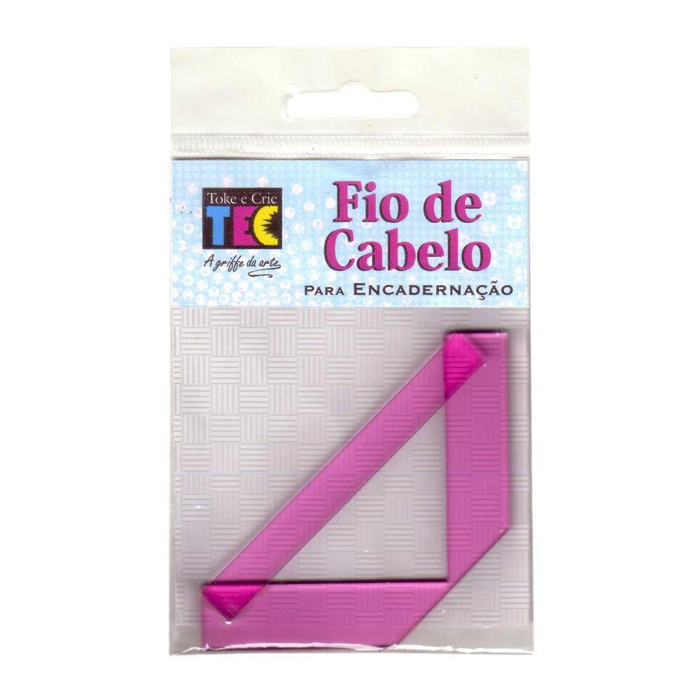 13794f081 Fio de Cabelo Toke e Crie 150 x 45 mm - FDC01 - CasaDaArte