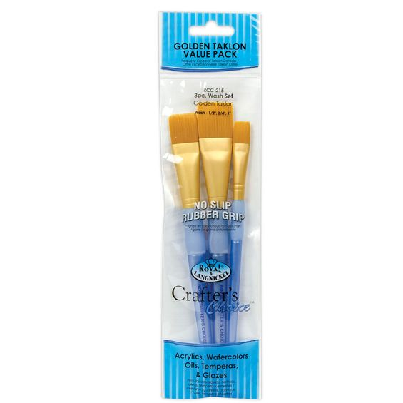 Kit-Crafter-s-Choice-Wash-com-03-pinceis-RCC-215-Royal---Langnickel--1-