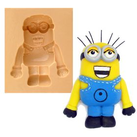 Moldes-silicone-Os-Minions-Phil-1211