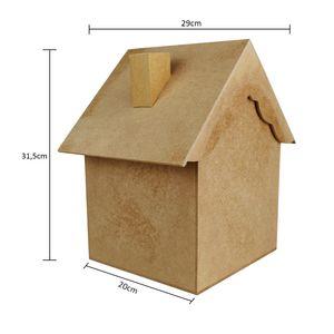 Porta-panetone-casa-1kg