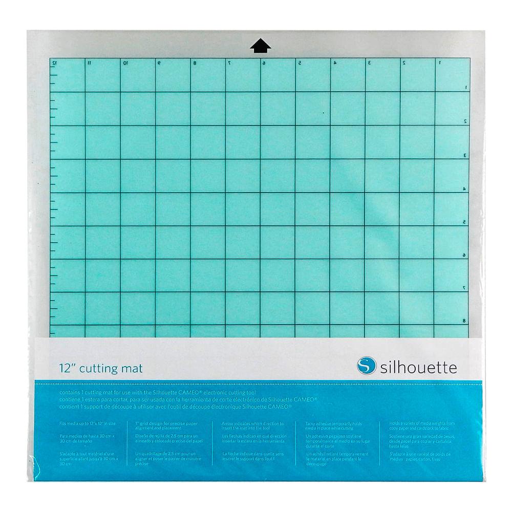 "dea633eca Base para Corte Silhouette 30 x 30 cm – 12"" Cutting Mat Silhouette ..."