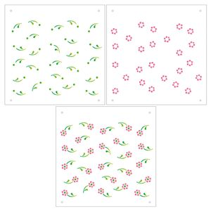 14x14-Duplo-Micro-Florzinhas-OPA1173-Colorido