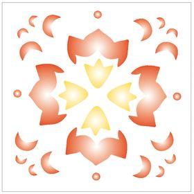 10x10-Simples-Arabesco-Tulipa-II-OPA139-Colorido