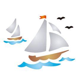 10x10-Simples-Barco-a-vela-OPA140-Colorido