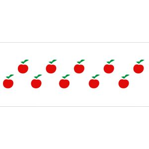 10x30-Simples-Frutas-Macas-OPA039-Colorido