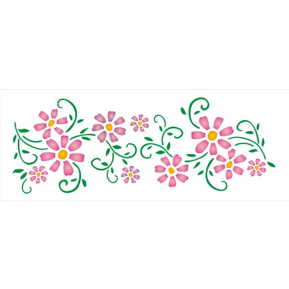 10X30-Simples-Flores-Arabesco-OPA1082-Colorido