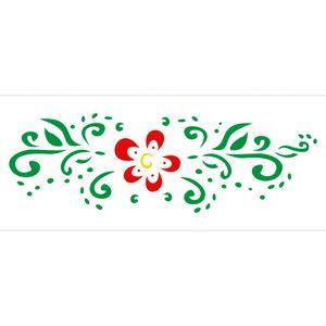 10x30-Simples-Flor-Estilizada-OPA342-Colorido
