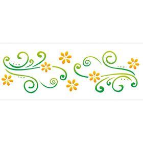 10x30-Simples-Arabesco-Margaridas-OPA343-Colorido
