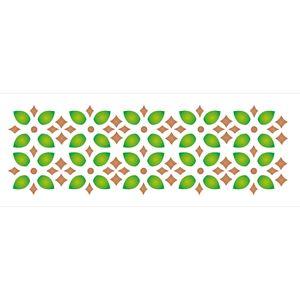 10X30-Simples-Border-Quatro-Folhas-OPA963-Colorido
