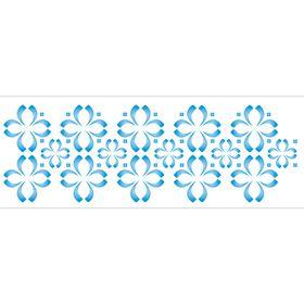 10X30-Simples-Flores-Quatro-Pontas-OPA965-Colorido