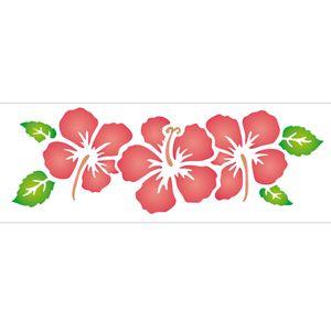 10X30-Simples-Flores-Hibiscos-II-OPA968-Colorido