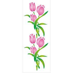 10X30-Simples-Flores-Tulipas-OPA972-Colorido