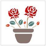 14x14-Simples-Vaso-com-Rosas-OPA1003-Colorido