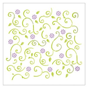 14x14-Simples-Estamparia-Flor-Folha-OPA1054-Colorido