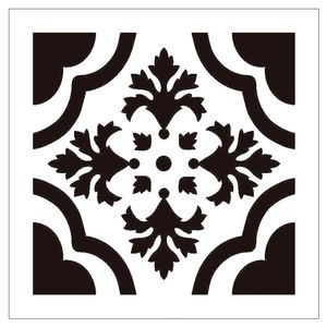 14x14-Simples-Ladrilho-Trevo-OPA1368-Colorido
