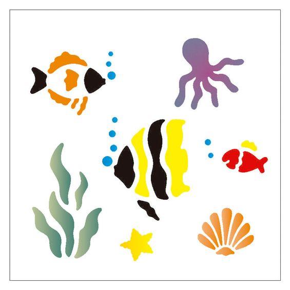 14x14-Simples-Fundo-do-Mar-OPA987-Colorido