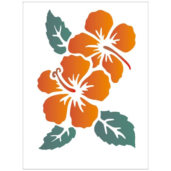 15x20-Simples-Flores-Hibiscos-II-OPA1012-Colorido