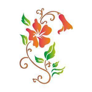 15x20-Simples-Flores-Hibisco-III-OPA1218-Colorido