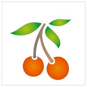 10X10-Simples-Frutas-Cerejas-OPA782-Colorido