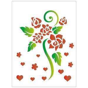 15x20-Simples-Flores-Rosas-Romanticas-OPA756-Colorido