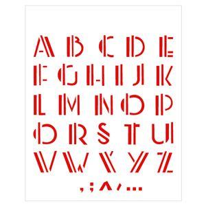 20x25-Simples-Alfabeto-Reto-OPA476-Colorido