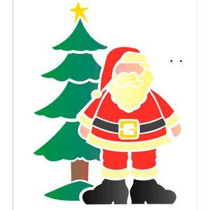 20X25--Simples-Papai-Noel-e-Arvore---OPA1119-Colorido
