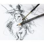 graphite-aquarelle-faber-castell-8B