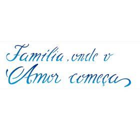 Stencil-de-Acetato-para-Pintura-10x30-Simples-Frase-Familia-Colorido-OPA2226