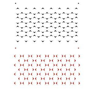 Stencil-de-Acetato-para-Pintura-15x20-Simples-Estamparia-Bolas-Colorido-OPA2239