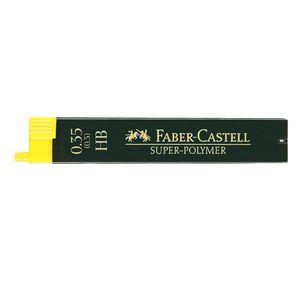Grafite-Super-Polymer-0.35MM-HB-Faber-Castell