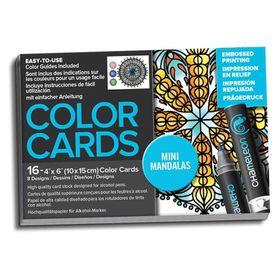Cartoes-de-Colorir-10x15-cm-com-16-Mini-Mandalas-CC0107