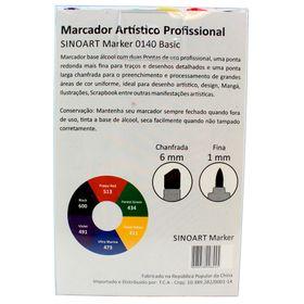 Marcador-Artistico-Profissional-Marker-Sinoart-–-0140---06-Cores-–-Tons-Basicas-2