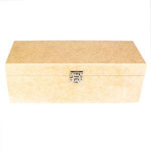 Caixa-para-Mini-Vinho-com-Fecho-e-Dobradica-de-MDF-Madeira-Crua-Tamanho-245-x-95-x-87-cm