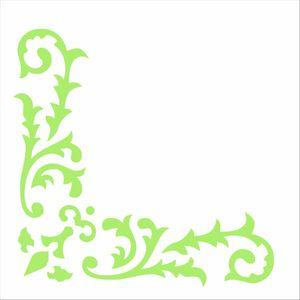 10x10-Simples---Cantoneira-Arabesco-Folhas---OPA2327