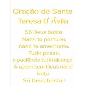 15x20-Simples---Religiao-Oracao-Sta-Teresa-d-Avila---OPA2355
