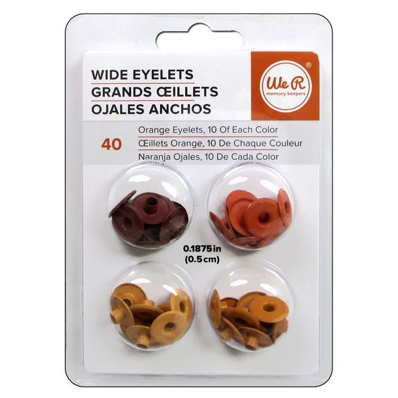 Ilhos-Wide-Eyelets-We-R-Memory-Keepers---40-Unidades---Orange-41586-2