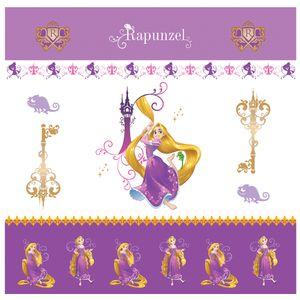 Folha_para_Scrapbook_Dupla_Face_Colecoes_Disney_Toke_e_Crie_Rapunzel_1_Cenario_e_bandeirolas_20719_2